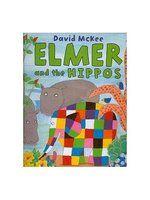 《Elmer and the Hippos》│McKee, David│九成新