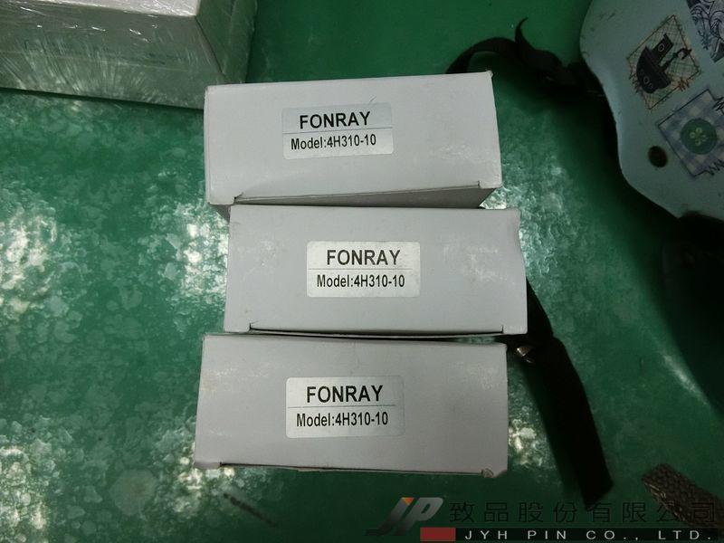 """FONRAY 手動閥 4H310-10 3/8"""""""