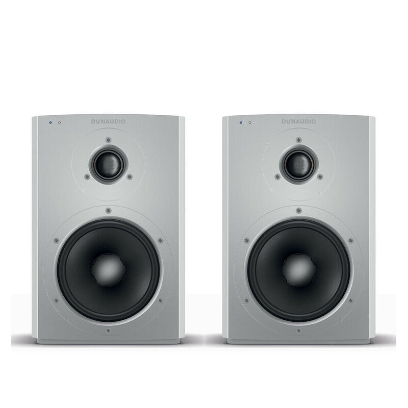 瘋代購 [預購] DYNAUDIO XEO 2 白色 無線主動式書架喇叭