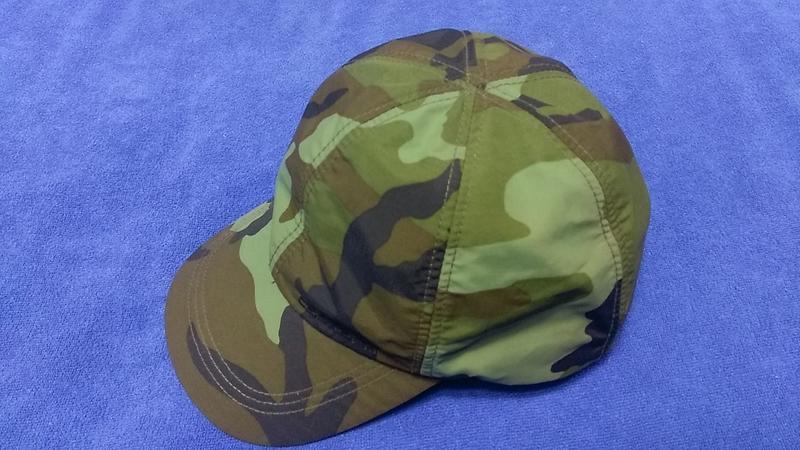 Carhartt Army Cap美式卡哈 帽子,Camouflage迷彩綠,男女士套頭帽潮流