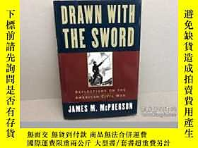 古文物DRAWN罕見WITH THE SWORD : Reflections on the American Civil