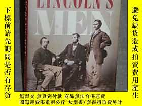 古文物Lincoln's罕見Men; The President and His Private Secretaries