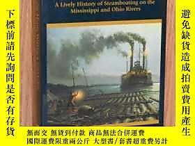 古文物Come罕見Hell or High Water; A Lively History of Steamboatin