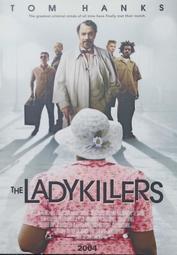 C電影酷卡明信片 快閃殺手 The Ladykillers 湯姆漢克