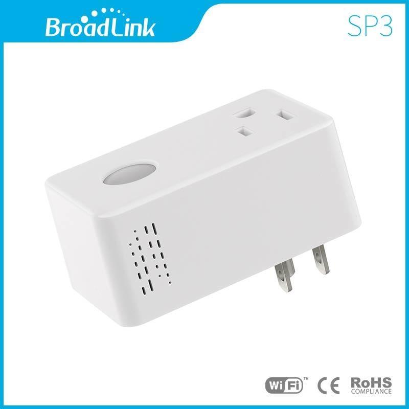 博聯BroadLink SP3 智能WiFi插座 全電壓大電流免轉接 智慧手機遠端遙控 無線雲端控制Smart Plug