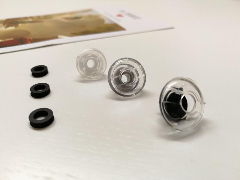 X17耳機套 矽膠套 耳塞 如繽特力傳奇 PRO PRO+ PRO HD PRO UC  voyager 5200