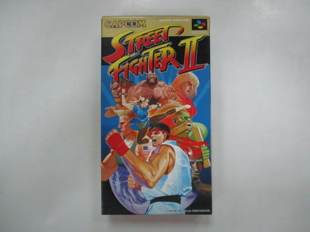 SFC 日版 GAME 盒裝快打旋風2 (41008430)