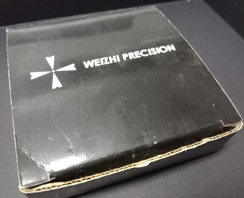 威治精密(Weizhi Precision)高純度化學複合材石墨墊塊 (4個一組/小)
