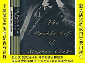 古文物The罕見Double Life of Stephen Crane: A Biography露天354080 Ch