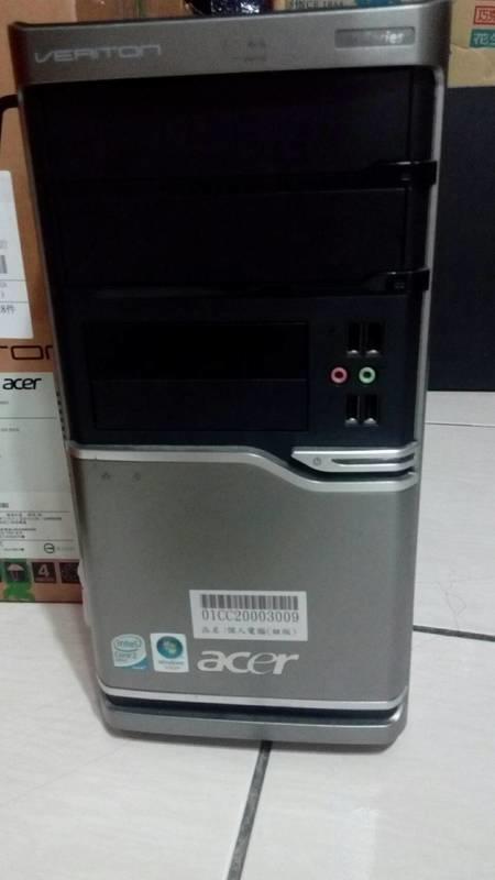 (新莊維保維修)專修電腦主機 售 ACER M460 四核心主機