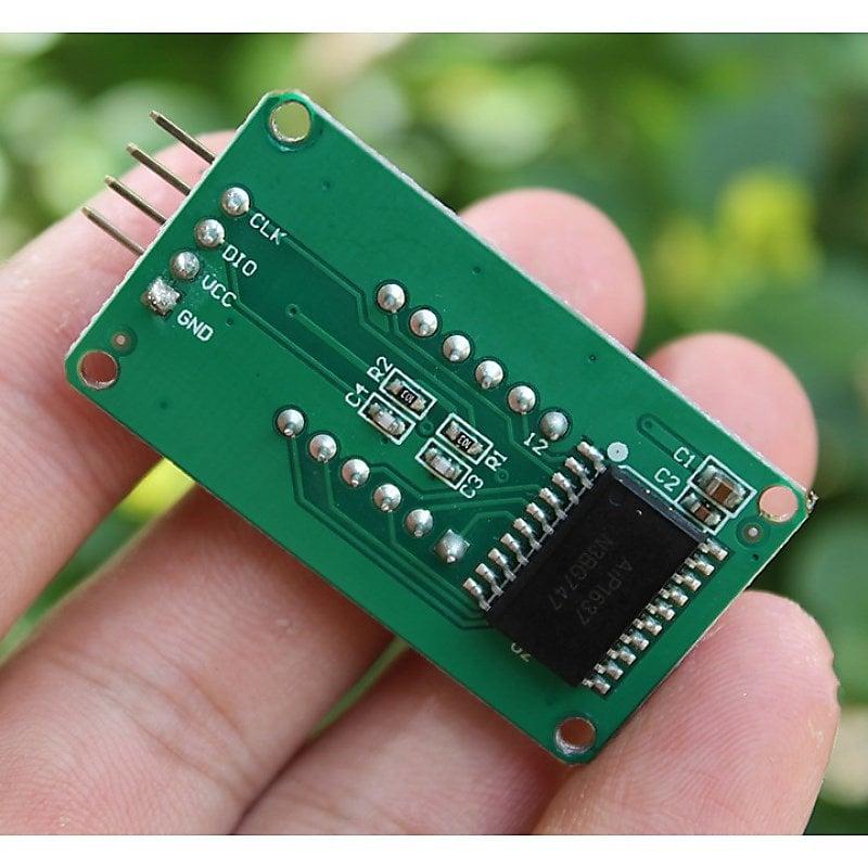 數碼顯示器0.36英寸4位數碼管AIP1637驅動數碼顯示板單片機控制 [408696]W1125-200909