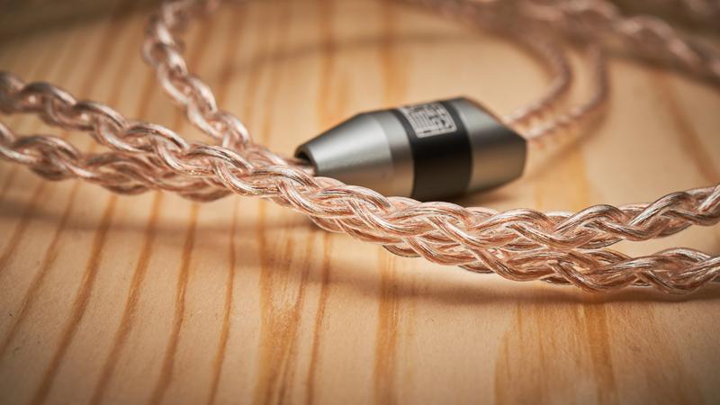 MY IEM 耳機專門店   Han Sound Audio 漢聲 KINOPIO 香菇頭 耳機升級線
