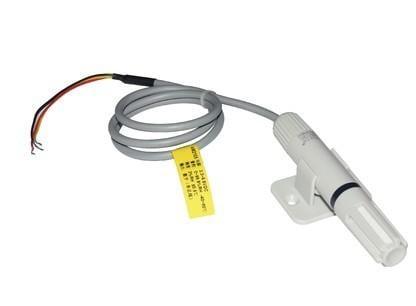 AM2105數字高溫型壁掛式溫濕度感測器複合型管道模組 w7 056 [5059628]
