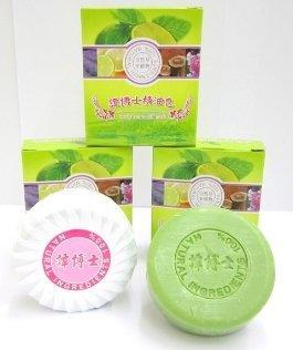 譚博士自然草本植物精油皂100g