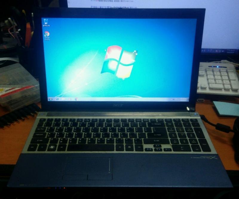 宏碁 Acer 5830TG 15.6吋 i5-2410M 6G 250G 筆電 筆記型電腦 NB-205
