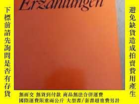 古文物STANISLAW罕見LEM ERZAHLUNGEN 德文原版精裝 箱五露天14465    出版1979