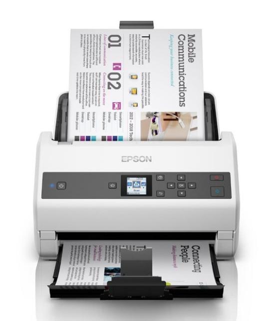 【含稅+含運】原廠 EPSON DS-970 DS970 970 商用文件饋紙式掃描器