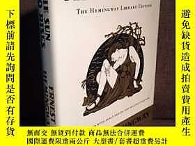 古文物The罕見Sun Also Rises:The Hemingway Library Edition(海明威《太陽照