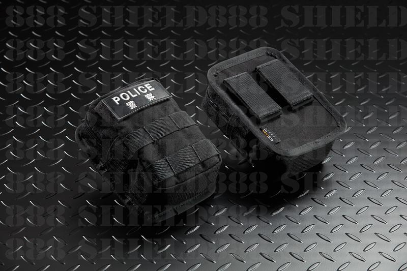 警用裝備 警察中英文腰包 警用腰包 特警包