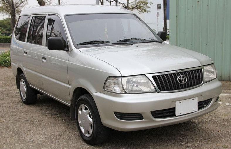 我要購買Toyota 豐田 瑞獅 Zace Surf 2004 ~ 2007年 車況良好的中古車 (自售可,車商勿擾)