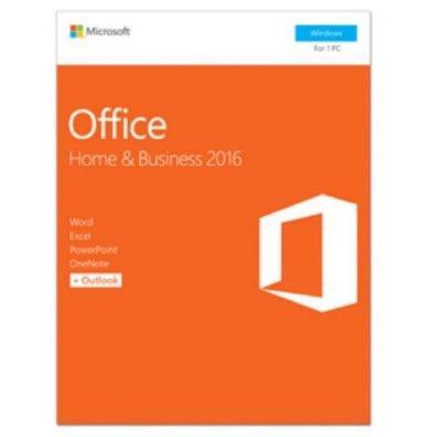 含稅價 ⚡️免運現貨⚡️Microsoft 微軟Office Home & Business 2016 盒裝版