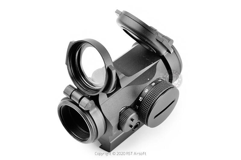 RST 紅星 - HD T2 內紅點 附鏤空增高鏡座 12段亮度調整 抗震 瞄具 瞄準鏡 快瞄 ... 12402