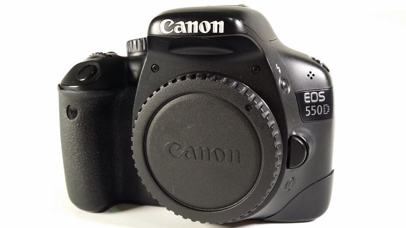 Canon EOS 550D 盒裝  背帶 充電器 光碟 說明書 鋰電池*1 公  (CB074)