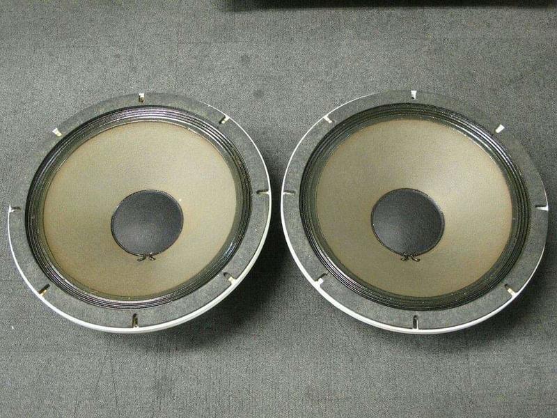 稀有 15吋 低音 美製 emilar 高階 低音  (更勝 altec 515 ) 一對重26.6公斤 可議價 限自取