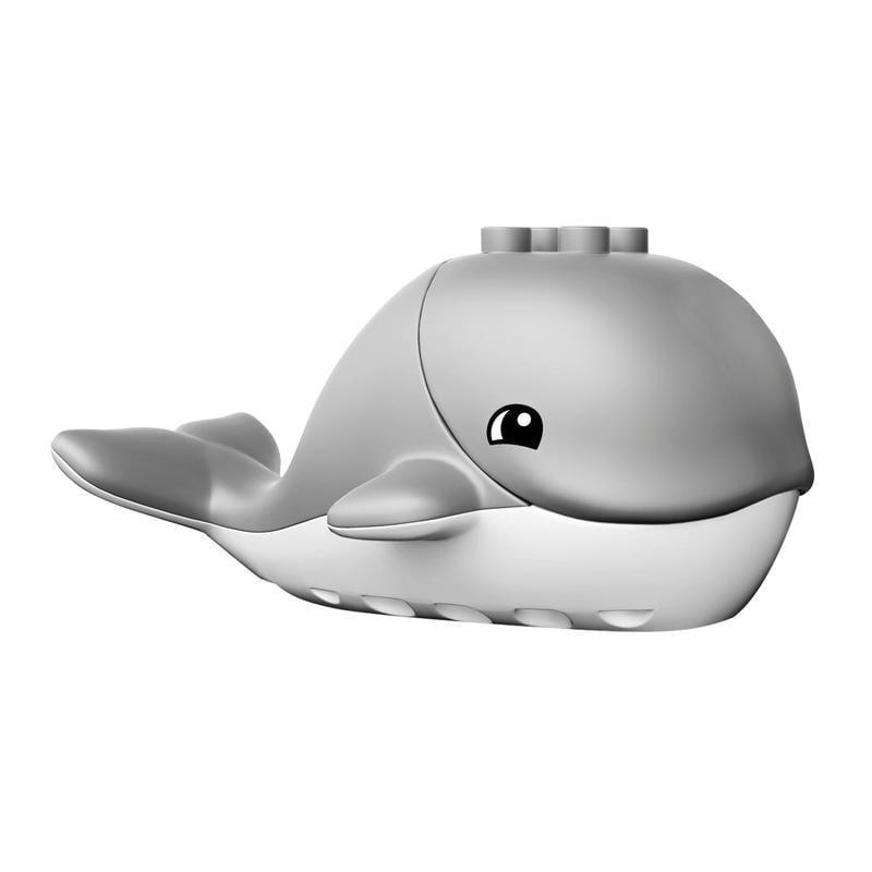 樂高王子 樂高 LEGO 全新 DUPLO 得寶 10803 大鯨魚 積木 動物 魚 小小孩最愛 網路特價
