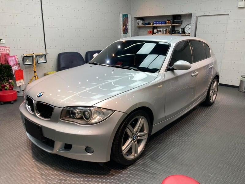 BMW 120d M sport 黑頂蓬 柴油