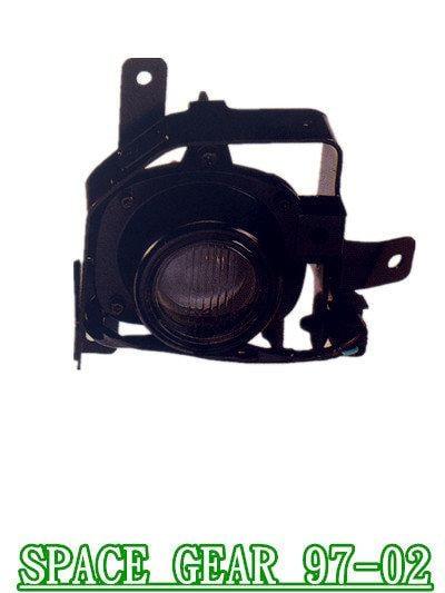 小亞車燈※三菱 RV人 SPACE GEAR 97-98 原廠型霧燈一邊1500