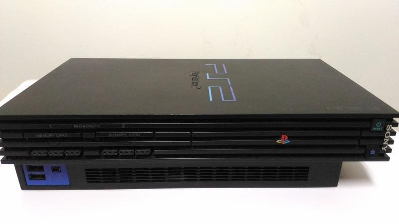 Ps2 Scph 30001: Sony 索尼 PlayStation2 PS2 厚型 SCPH-30001 美版