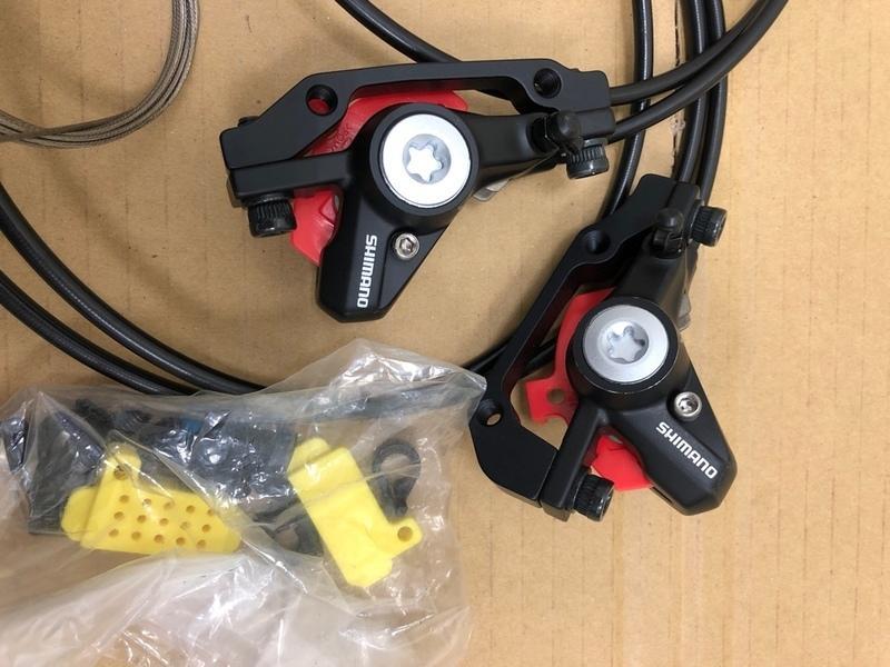 全新 SHIMANO XT ST-M775 BR-M775 一體式油壓煞變把 3*9速變把 油碟 雙控把手