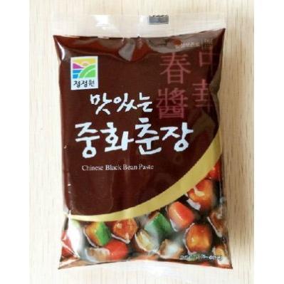 韓國炸醬面醬韓國中華春醬250g