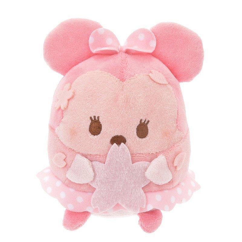 現貨 不用等 日本正品代購 迪士尼 ufufy 香氣 雲朵娃娃 萌萌必備 櫻花限量款 日本限定 S尺寸 米妮款 粉嫩粉紅