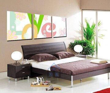 INPHIC-客廳現代無框畫 相框牆 相片牆 現代畫 裝飾畫 臥室壁畫  卡通FVE