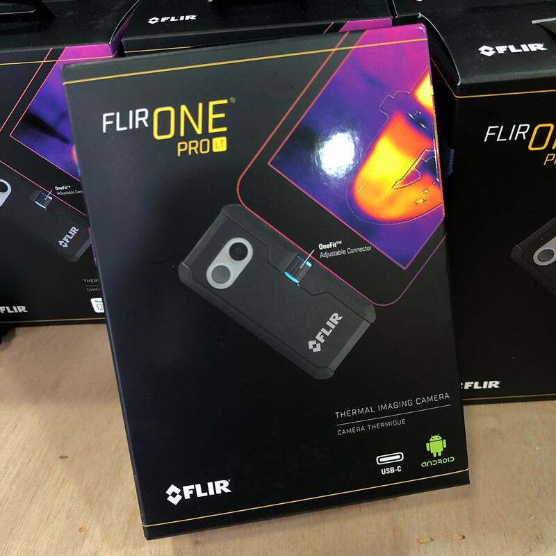 【全電行】FLIR 專賣│FLIR ONE PRO LITE 紅外線熱像儀 TYPE-C