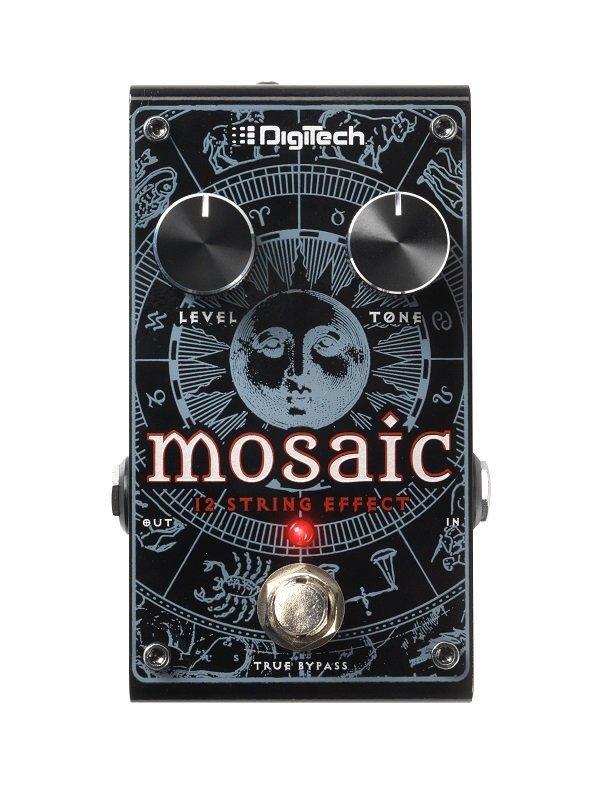 ☆ 唐尼樂器︵☆ Digitech Mosaic 12弦吉他模擬效果器 附原廠變壓器