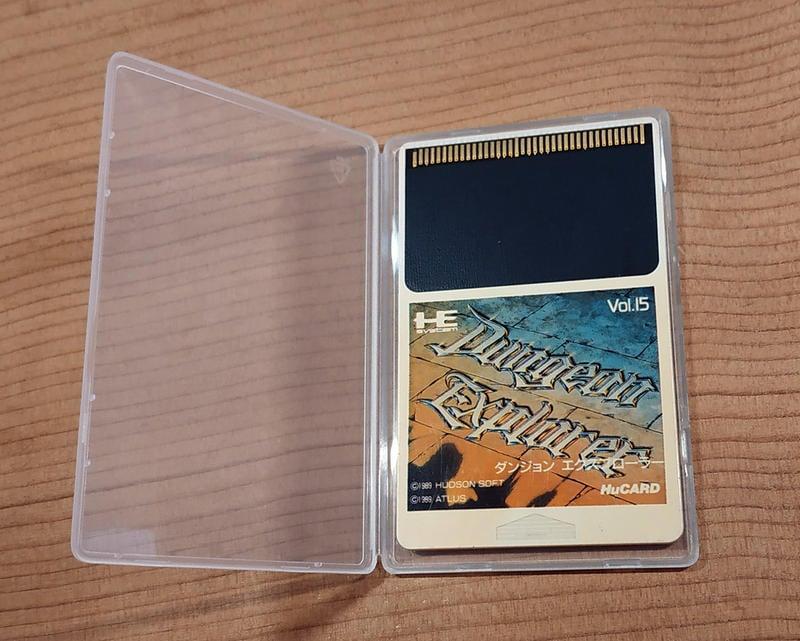 便宜賣!PC-E Hu日版遊戲- 魔洞歷險 DUNGEON EXPLORER(7-11取貨付款)