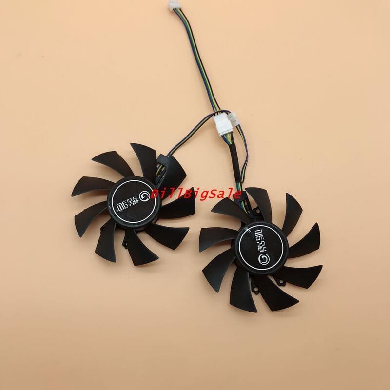顯示卡風扇 GALAXY影馳 GTX1060 6G P106 散熱 GTX 960 虎將 驍將