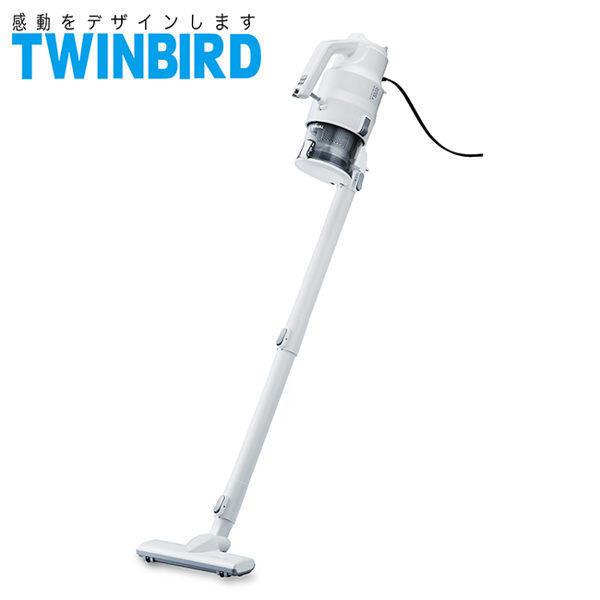 【佳美電器】日本TWINBIRD-強力吸吹兩用吸塵器TB-G005DTW
