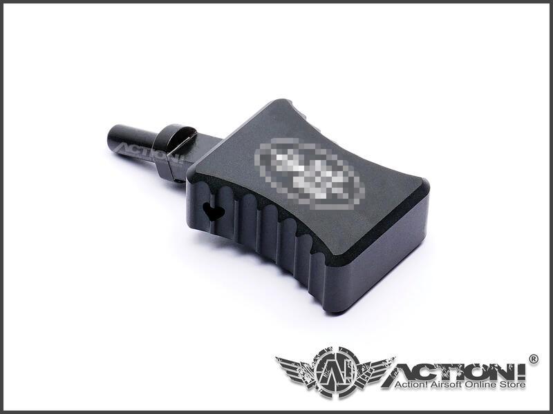 【Action!】現貨)EAGLE EYE - SCAR-H/MK17系列 GBB專用 加大槍機拉柄(黑色)