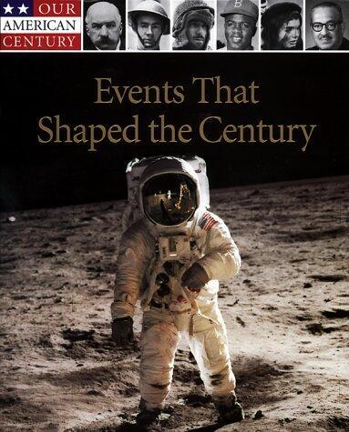 【吉兒圖書】精裝《Events That Shaped the Century》以照片合簡單文字,概述上世紀的重大事件