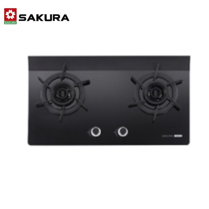 G-2922GB 雙炫火墊子點火雙層湯盤雙口檯面爐(全省服務)