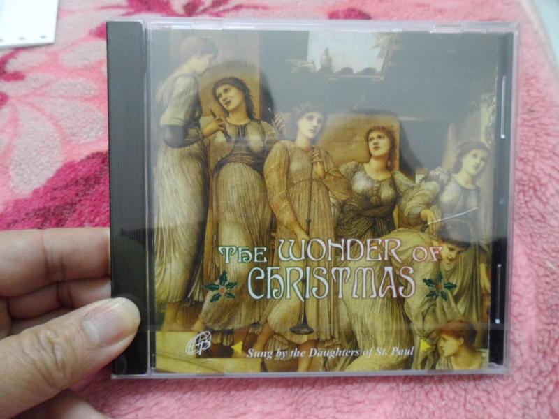 美國版古典音樂專輯CD(全新未拆)1997聖保祿孝女會代理發行美國版CD全新未拆