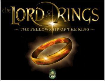 英語有聲 The Lord of the Rings魔戒 1-6部 送配套電子書