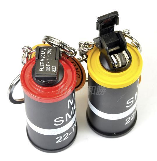 JHS((金和勝 生存遊戲專賣))M18煙霧彈 打火機 R0004