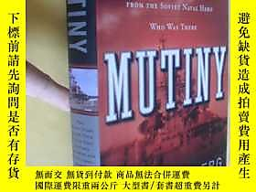 古文物英文原版罕見Mutiny: The True Events That Inspired The Hunt For