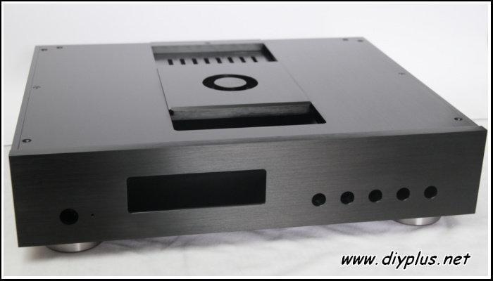 [DIYPlus][音響DIY]CDPRO2重裝滑蓋機箱
