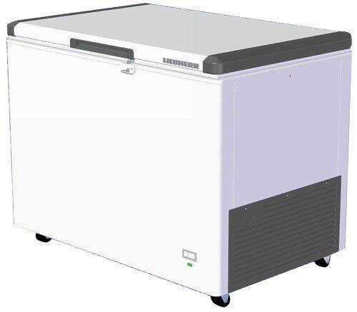 冠億冷凍家具行 德國利勃LIEBHERR 3尺5 上掀密閉冷凍櫃254L (EFL-3005)